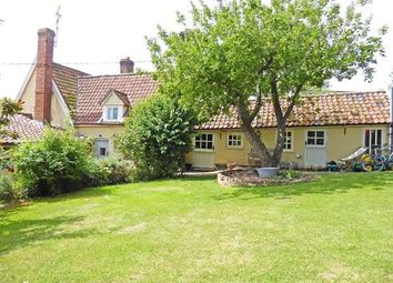 Thumbnail 4 bed cottage for sale in Green Gates, High Street, Rattlesden, Bury St. Edmunds