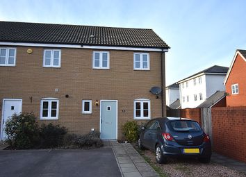 Thumbnail 2 bed end terrace house for sale in Robert Davy Road, The Rydons, Exeter