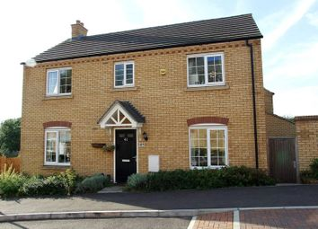 Thumbnail 4 bed detached house for sale in Lammas Drive, Hathern, Loughborough