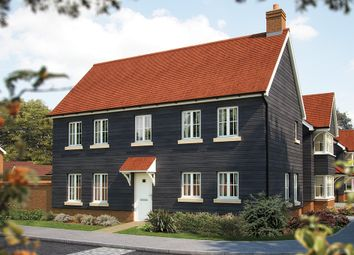 "Thumbnail 4 bed detached house for sale in ""The Montpellier"" at Rusper Road, Ifield, Crawley"