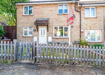 Thumbnail 4 bed semi-detached house for sale in Monarch Road, Eaton Socon, St. Neots, Cambridgeshire