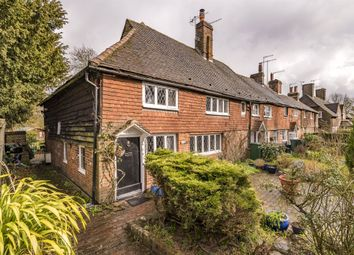 Thumbnail 3 bed end terrace house for sale in School Hill, Merstham, Redhill, Surrey