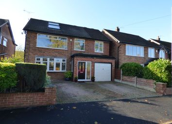 Thumbnail 5 bed detached house for sale in Berkeley Road, Hazel Grove, Stockport