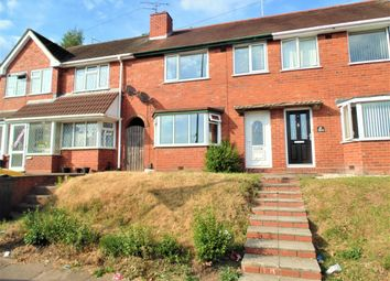 Thumbnail 3 bed terraced house for sale in Beeches Road, Great Barr