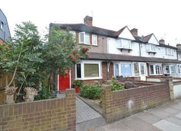 Thumbnail 3 bed end terrace house for sale in Hampton Road West, Hanworth, Feltham