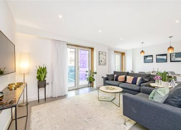 Thumbnail 3 bed flat for sale in Upper Place, 85B Upper Clapton Road, Clapton, London