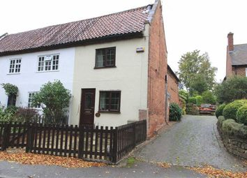Thumbnail 2 bedroom cottage for sale in Main Street, Woodborough, Nottingham