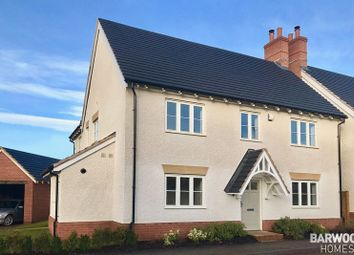 Thumbnail 4 bed detached house for sale in Farriers Close, Wymeswold, Loughborough