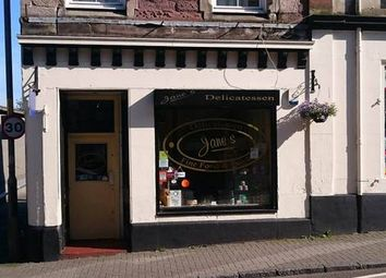 Thumbnail Retail premises for sale in High Street, Maybole, South Ayrshire