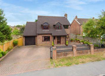 Thumbnail 4 bed detached house for sale in Elizabeth Avenue, Little Chalfont, Buckinghamshire