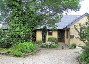 Thumbnail 3 bed detached bungalow for sale in Goonbell, St. Agnes, Cornwall