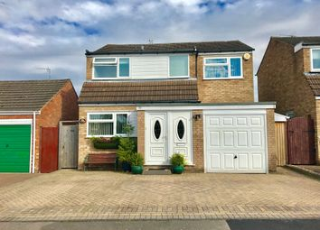 Thumbnail 3 bed detached house for sale in Arras Boulevard, Hampton Magna, Warwick