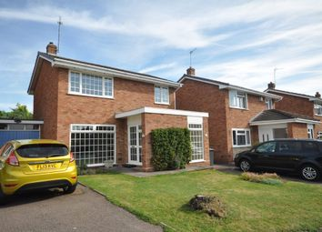Thumbnail 3 bedroom detached house to rent in Churchfields, Yoxall, Burton-On-Trent