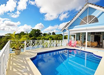 Thumbnail 3 bed villa for sale in Grand View Cliffs 38, The Mount, St. George, Barbados