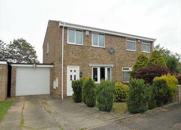 Thumbnail 2 bed semi-detached house to rent in Hollowfield, Coulby Newham, Middlesbrough