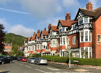 Thumbnail 1 bed flat for sale in Belvedere Road, Scarborough, North Yorkshire