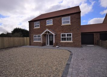 Thumbnail 4 bed detached house for sale in High Street, Bempton, Bridlington