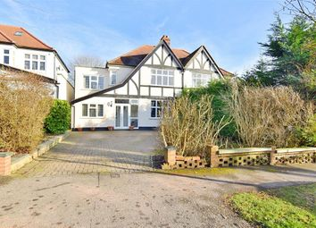 Thumbnail 4 bed semi-detached house for sale in Fryston Avenue, Coulsdon, Surrey