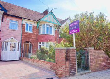 Thumbnail 3 bedroom terraced house for sale in Court Lane, Portsmouth