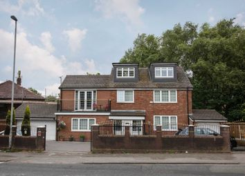 Thumbnail 5 bed detached house for sale in Sheepfoot Lane, Prestwich, Manchester