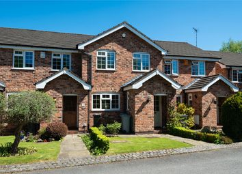 Thumbnail 2 bed terraced house for sale in Cavendish Mews, Wilmslow, Cheshire
