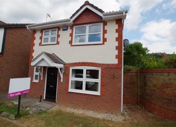 Thumbnail 3 bed detached house for sale in Eagle Close, Uckfield
