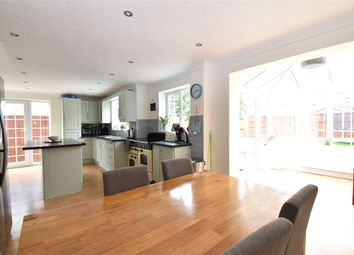 Long Croft, Yate, Bristol, Gloucestershire BS37. 4 bed detached house
