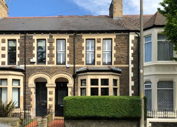 Thumbnail 5 bedroom terraced house for sale in Pitman Street, Pontcanna, Cardiff