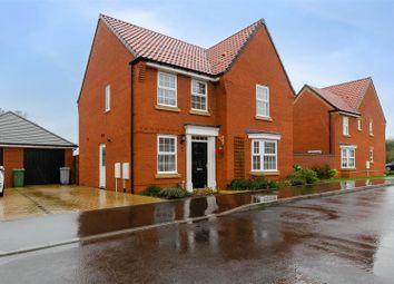 Thumbnail 4 bed detached house for sale in Jenny Lind Close, Aylsham, Norwich