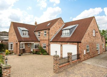 Thumbnail 4 bed detached house for sale in Old Lane Court, Colton, Tadcaster