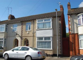 Thumbnail 3 bed end terrace house for sale in Wycliffe Road, Abington, Northampton