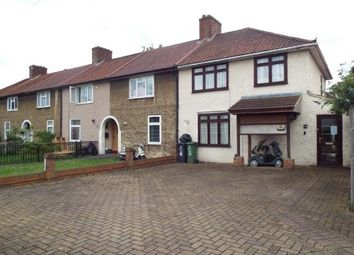 Thumbnail 4 bedroom end terrace house for sale in Kingsmill Gardens, Dagenham