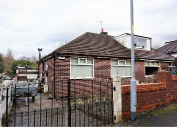 Thumbnail 3 bedroom bungalow for sale in Mariman Drive, Manchester