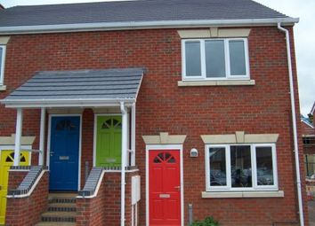 Thumbnail 2 bed flat to rent in Victoria Court, Derby Road, Hinckley