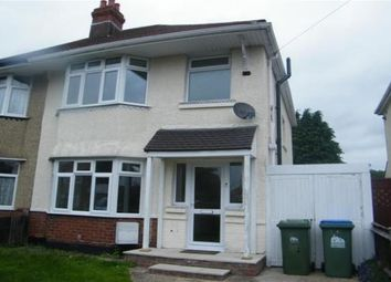 Thumbnail 3 bed property to rent in Westbury Road, Southampton