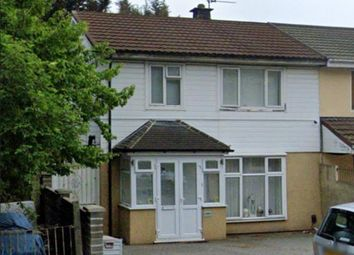 Thumbnail Semi-detached house for sale in New North Road, Hainault, Ilford