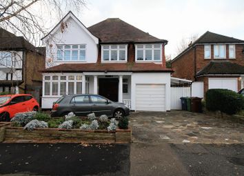 Thumbnail 6 bedroom detached house for sale in Lake View, Edgware, Middlesex