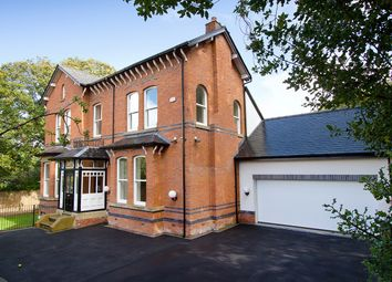 Thumbnail 6 bedroom detached house for sale in Lowther Road, Manchester