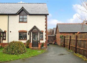 Thumbnail 3 bed semi-detached house for sale in Y Ddol, Penybontfawr, Oswestry