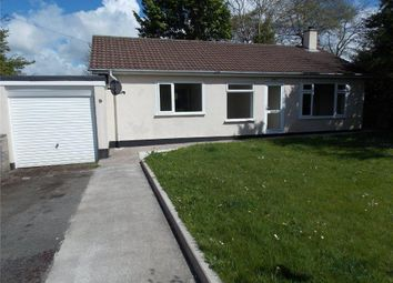Thumbnail 3 bed detached bungalow to rent in Bell, Lane, Redruth