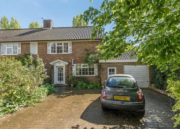 Thumbnail 2 bed semi-detached house for sale in Wonford Close, Kingston Upon Thames