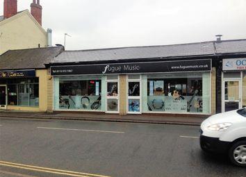 Thumbnail Retail premises to let in 9-11 Tamworth Road, Long Eaton, Nottingham