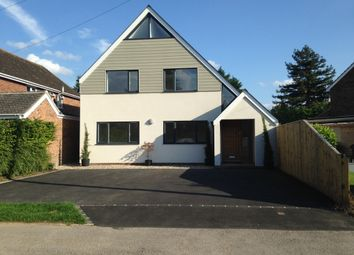 Thumbnail 4 bed detached house for sale in Bertie Road, Cumnor, Oxford