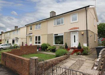 3 bed semi-detached house for sale in 14 Morrison Quadrant, Linnvale G81
