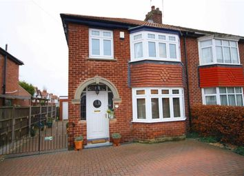 Thumbnail 3 bed semi-detached house for sale in Harewood Avenue, Retford, Nottinghamshire