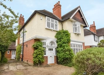 Thumbnail 4 bed detached house to rent in Speer Road, Thames Ditton