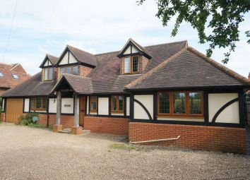 4 bed detached house for sale in Silkmore Lane, West Horsley, Leatherhead KT24