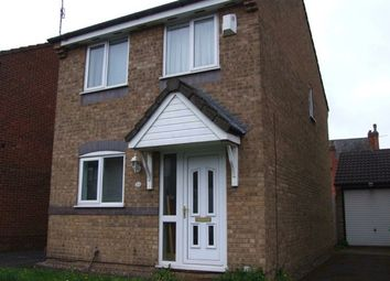 Thumbnail 3 bed detached house to rent in 23, Kingfisher Close, Basford