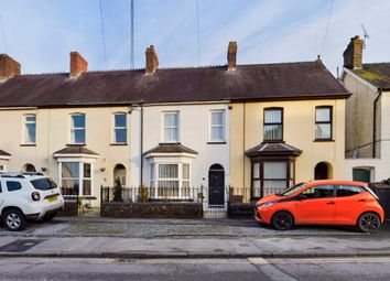 Thumbnail 2 bed terraced house for sale in Lewis Terrace, Station Road, St. Clears