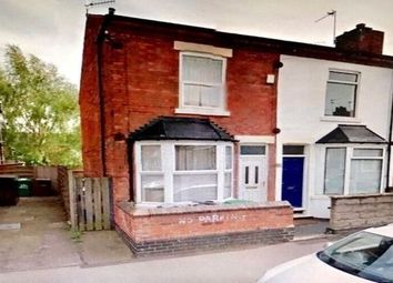 Thumbnail 2 bedroom property to rent in Vernon Avenue, Old Basford, Nottingham